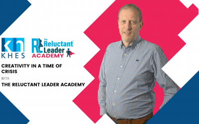 Creativity in a Time of Crisis with The Reluctant Leader Academy